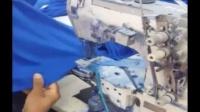 BAF Bottom Hem 自动折袖口/下摆缝纫装置海外工厂视频