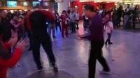 拉斯维加斯广场舞