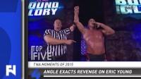 TNA 摔角 5个最棒的 K.O. !