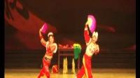 乔宇翔、吕晓慧表演的二人台《挂红灯》