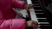 代梦媛10岁 钢琴曲《童年的回忆又名爱的纪念》