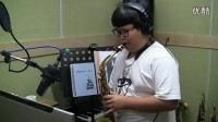 一个来自韩国的12岁的小女孩Daehan Choi 吹奏的《Georgia On My Mind》 (Gerald Albri