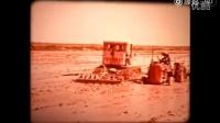 珍贵视频 1967年中国农村农民集体耕种和收割画面
