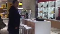 2016.12.7爸爸妈妈宝贝去上海面试和赵薇拍沐浴露广告闲暇逛商场