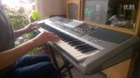 电子琴演奏丶Faded、