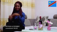 NEWS:1rst video CYNTHIA KYEMBO;constant N:03 from DR.CONGO LIVING IN HEIBEI