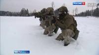 俄罗斯纪录片:叙利亚-奋战在反恐一线的俄罗斯特种部队