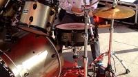 桂林阳阳艺术学校沃尔玛校区,架子鼓表演