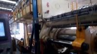 铝材厂挤压铝型材过程