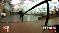 BMX GAME OF BIKE - ETHAN CORRIERE VS JOHNNY ICE