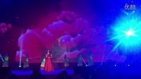 洞泾七彩团队在上海虹桥国际会展中心5000人博真峰会演出