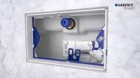 瑞士吉博力MERA智能马桶安装视频