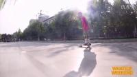 Justice小将高群翔2016年末最新个人滑板短片