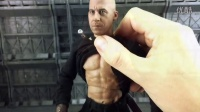 Three Q Toys The Exorcist 1:6th scale Vin Diesel The Last Witch Hunter