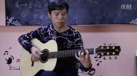 fibonacci斐波那契高端手工吉他试听 《传奇》指弹吉他改编