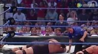 吓尿了!_WWE2016年9月26日(中文解说)狂野角斗士