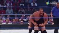 秒杀。。_【中文解说】WWE2016年8月2日毒蛇兰迪奥