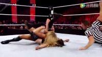 WWE!女拳手也强悍!女老板班克斯惊喜现身