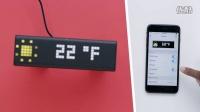 皇冠 PT良品iphone4 IPOD收音音乐唤醒LED闹钟时钟 苹果音响音箱