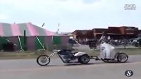 摩托车特技 :现代罗马