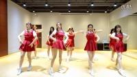 上海Badykey韩舞圣诞特辑《TT》Twice完整舞蹈翻跳模仿韩国舞蹈教学kpopdance演出