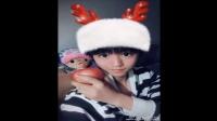 Tfboys王俊凯晒圣诞照片 像极羞羞答答的小女生