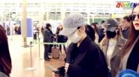 T-ara清晨美丽的机场时尚新款-仁川国际机场出国前往菲律宾  - liveen娱乐新闻