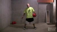 Snake篮球教学第48课花式自由街头篮球 如何做身体滚球练习Body Roll