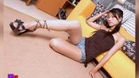 T2033.美女模特写真腿模套图
