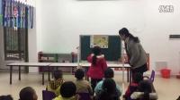 名都世家幼儿园学前班英语课堂