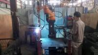 1-4自动焊接机器人-冲压件汽车配件-焊接机械手