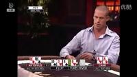 【斗牌德州扑克】赌神JOHNNY CHAN教你AA单挑怎么玩才6