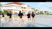 越南美女街头跳《Seve》鬼步舞,第2支舞更赞!