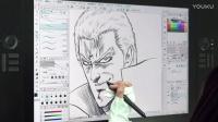 日本漫画家行徒妹老师优动漫视频教学
