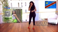 NEWS:1st VIDEO LYDIA KAPUMBA FORM DR.CONGO CONTESTANT N:06 LIVING IN SHANGAI