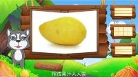看图识物 第41集 菠萝芒果橙子