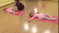 北京舞蹈学院芭蕾舞考级一级,吸伸腿练习13917847966