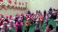 阳光100幼儿园学前班体操表演