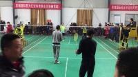 东城国际羽赛男双田、胡胜