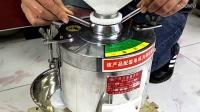 商用浆渣自分离豆浆机使用方法15231734739