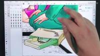 日本漫画家鈴木MASAKAZU老师优动漫视频教学