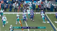 WK16-20161226-UL-Jay Ajayi highlights(备用)