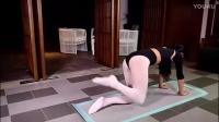 学跳芭蕾也能燃脂塑形系列,芭蕾翘臀篇动作