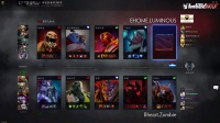 EHOME.L vs Bheart.Z SL I联赛中国预选赛BO3 第二场 12.27