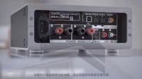 天龙Denon时尚桌面音响组合CD机DCD-50和功放PMA-50