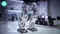 韩国开发有人驾驶人形机器人,酷似《阿凡达》中的机器人