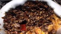 燕来寺的素食美味