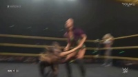WWE NXT 2016.12.28 组队赛:Billie Kay & Peytoy Royce