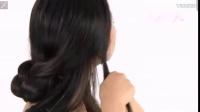 编发发型 简单扎头发的方法
