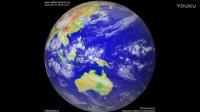2016全年卫星云图